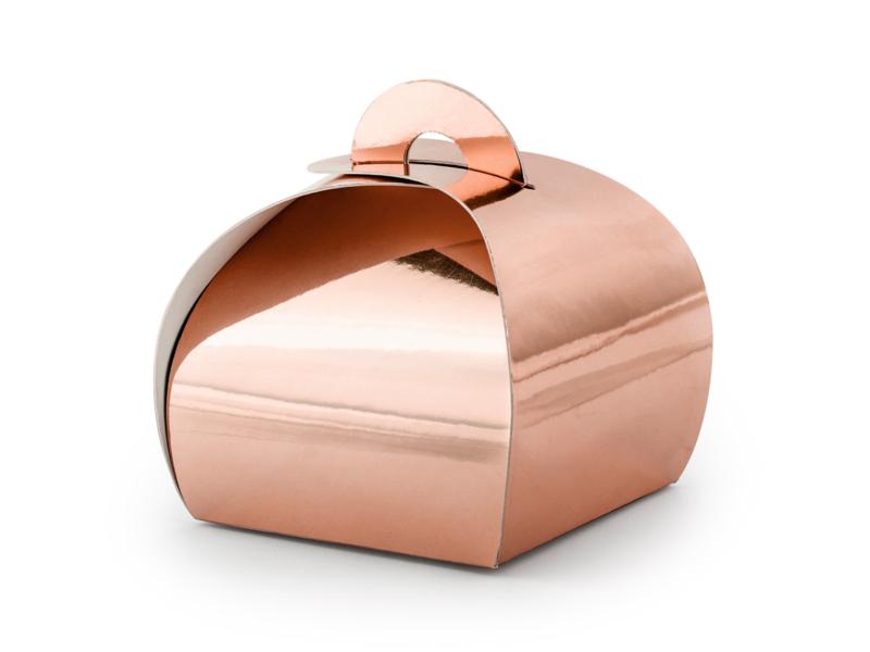 Gift box rose gold tasje (10st)