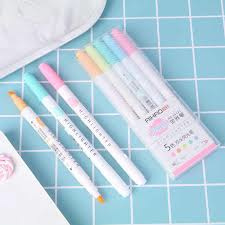 Double pointed markers (5pcs)