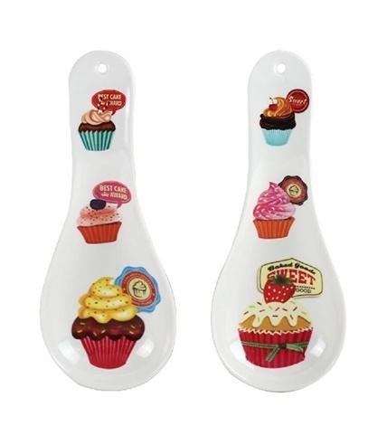 Cupcake spoon holder