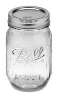 Ball Mason, pint, 16 oz RM