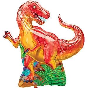 Foil ballon T-rex / dino