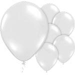 Balloons clear (10pcs)