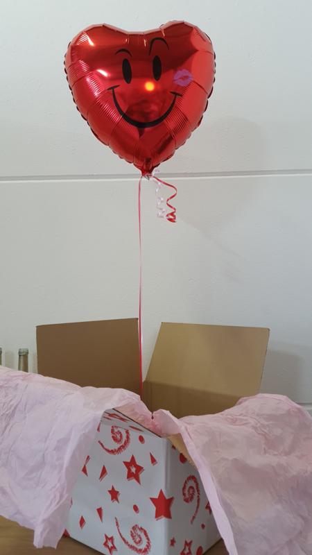 Balloon-in-the-box !