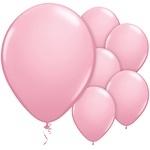 Balloons baby pink (6pcs)