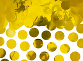 XL confetti goud foil
