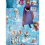 Frozen wrapping paper