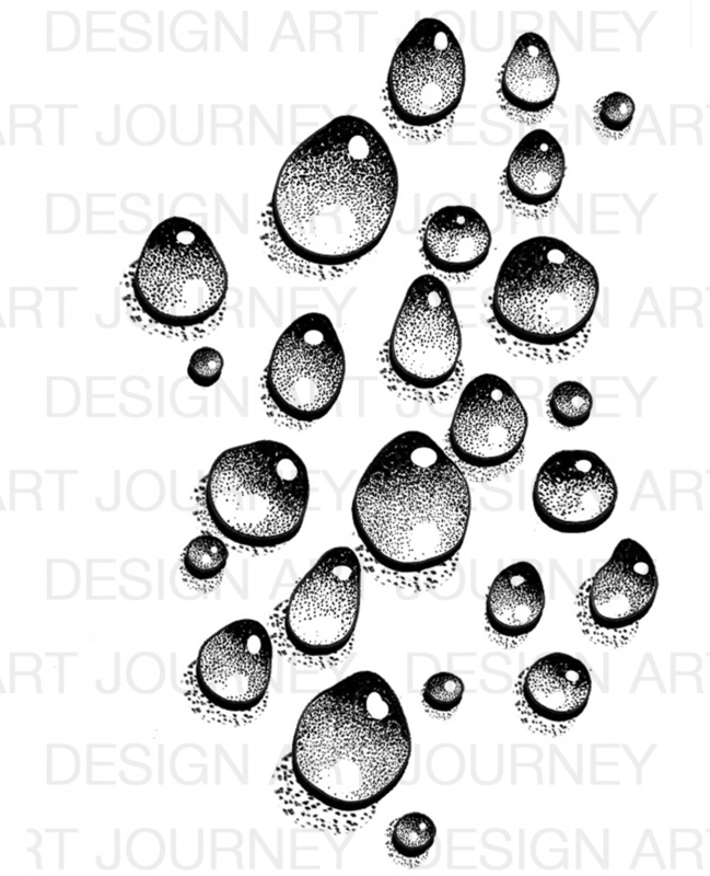 Waterdrops 1 small