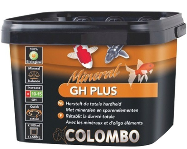Colombo GH-Plus 2.5 ltr