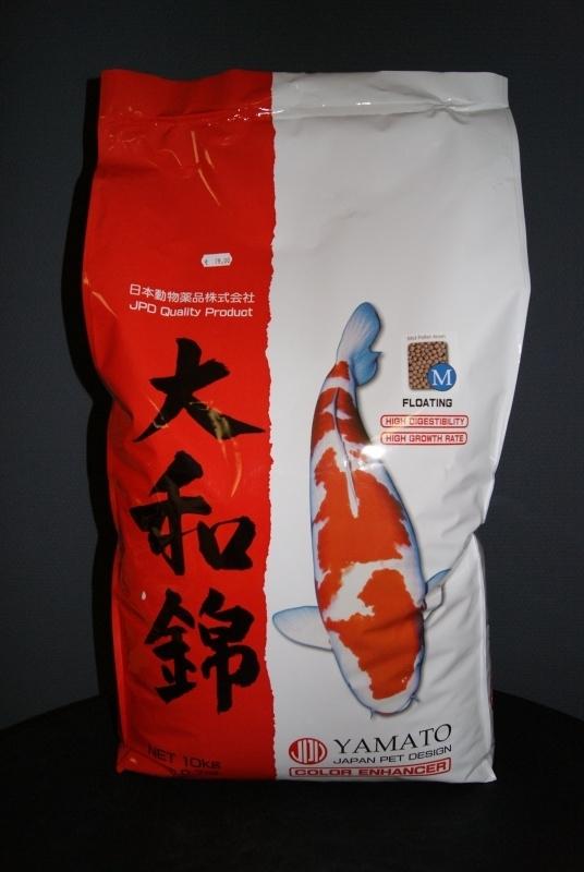 Yamato Colour Enchance 10 kg Large 7mm