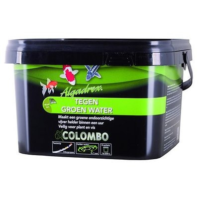 Colombo Algadrex tegen groen water 2.5 LTR.