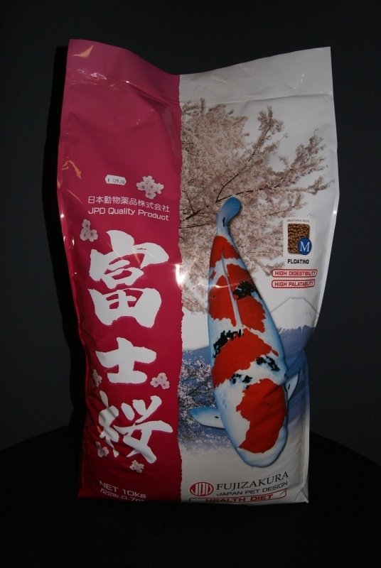 Fujizakura Health Diet 10 kg Large 7mm