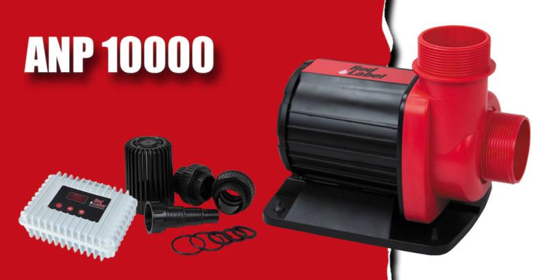 Red label ANP 10.000 regelbare vijverpomp