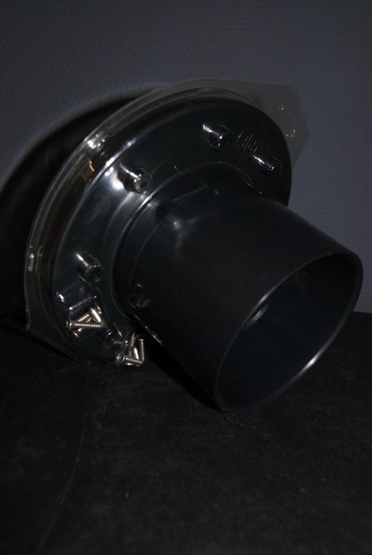 Wand/Tankdoorvoer RTF zwaar 110mm