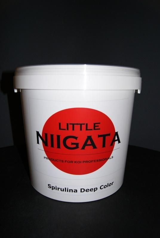 Little Niigata Spirulina 4 kg