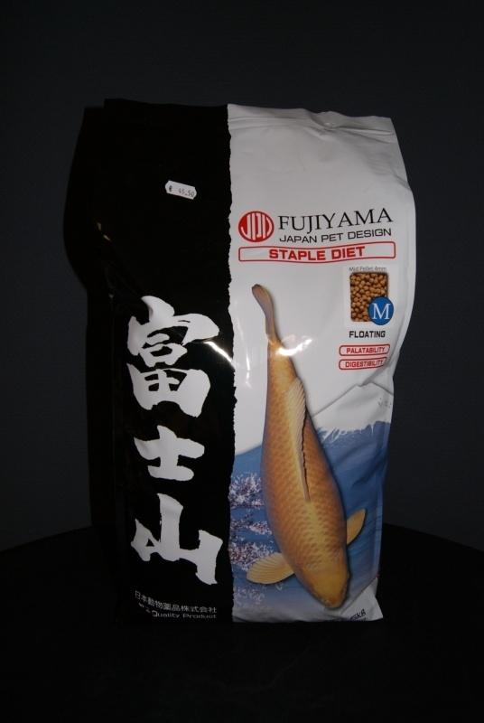 Fujiyama Staple Diet 5 kg Medium