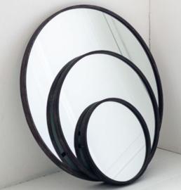 Spiegel Sepp  75 cm doorsnee (L)