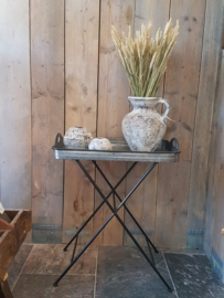 industrieele Metal Table Stand