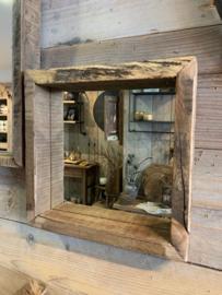 Truckwood spiegel 30 x 30