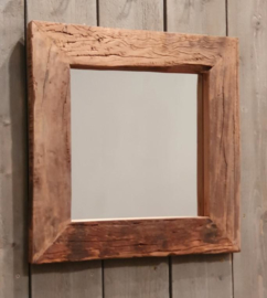truckwood spiegel 60x60