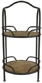 Countryfield etagere