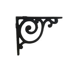plankdrager / steun  zwart  klein