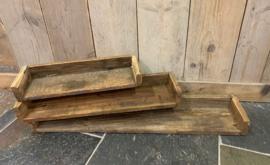 oude wandplank