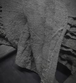 Shabby doek onbedrukt  45 x 45