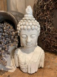 Buddha borstbeeld