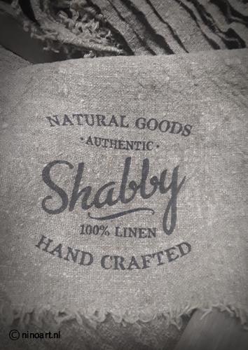 Shabby doek Shabby smal
