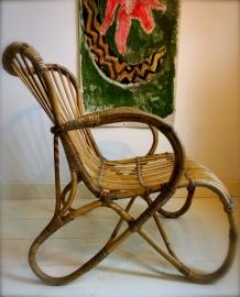 Vintage stoel 1