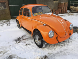 Volkswagen Kever bj 1972 1645 cc apk 5-2022 Verkocht