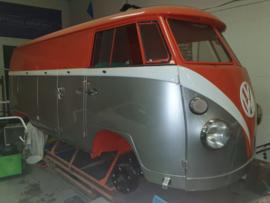 Volkswagen T1 panel bjn1967  bijna helemaal nieuw import Amerika