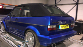 Volkswagen Golf Cabrio bj 1988 apk 3-2021 Verkocht