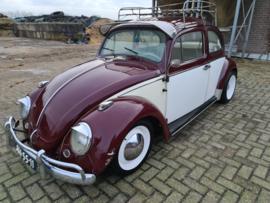 Volkswagen Kever bouwjaar 1963 1300 motor
