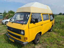 Volkswagen T3 camper bj 1985 1900 benzine verkocht