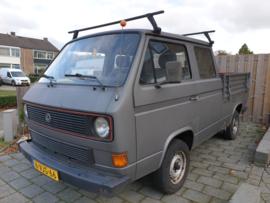 Volkswagen T3 Doka bj 1985 apk 3-2020 1900 diesel verkocht
