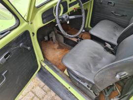 Volkswagen Spaar Kever bj 1972 1200 cc verkocht
