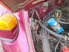 Volkswagen Kever 1303 bj 1973 LPG apk verkocht