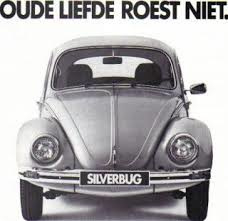 Volkswagen Kever originele.Silver Bug bj 1982 verkocht