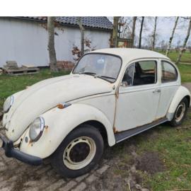 Volkswagen Kever bj 11-1966 Verkocht