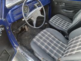 Volkswagen Kever 1200 bj 1983 apk 7-11-2021 gereserveerd