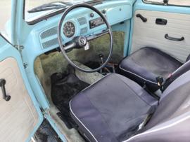 Volkswagen Kever 1200  bj 1971 apk 9-2022