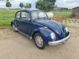 Volkswagen Kever 1300  bj 1968 originele auto verkocht