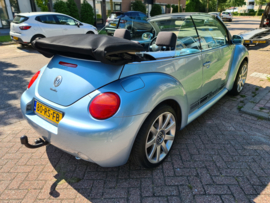 Volkswagen Beetle cabrio 1600 cc   bj 6-2005 apk 6-2022 verkocht