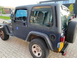 Jeep Wrangler bj 2006 4.0 L automaat apk verkocht