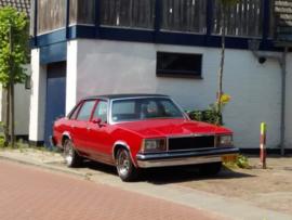 Chevrolet Malibu bj 1978 5.0 L 8 cilinder Verkocht
