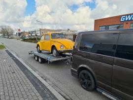 Volkswagen Kever 1200 L bouwjaar 4-07-1974 verkocht