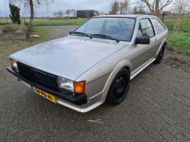 Volkswagen Scirocco GTX (gti) bj 1985 apk Verkocht