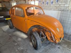 Volkswagen Kever Flintstone bj 1973 originele Nederlander Verkocht