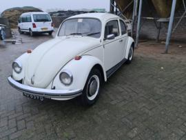 Volkswagen Kever bouwjaar 1968 verkocht